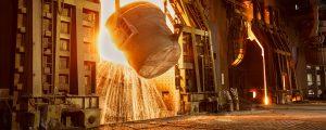 la industria del acero en México