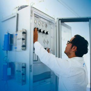 laboratorio de gases especiales Criogas