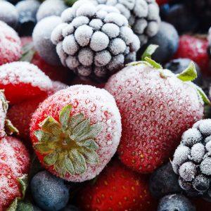 La criogenia alimentaria evita el desarrollo de microbios sin la necesidad de usar aditivos o conservantes.