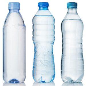 inflado de botellas