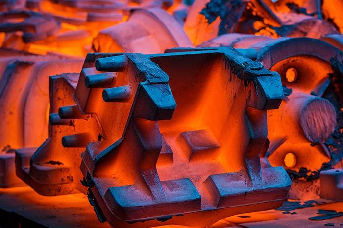 Reciclaje de acero en México