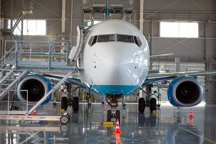 industria aeroespacial en México