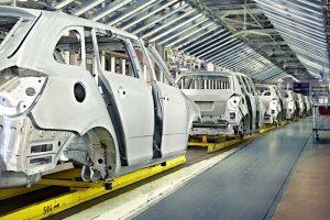 laminación y soldadura en la industria automotriz