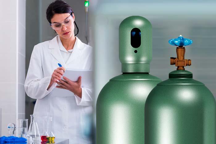 laboratorios y centros de investigación con gases de Ultra Alta Pureza