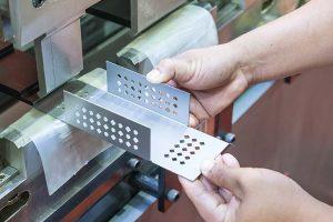fabricación de piezas en la industria metalmecánica