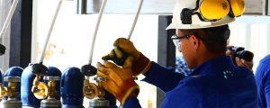 planta productora de gases industriales