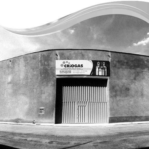 Puebla, sucursal de Criogas