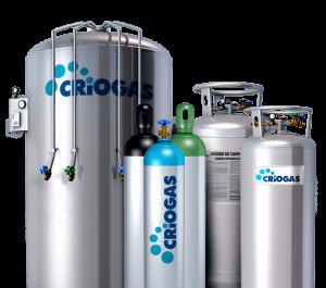 suministro de líquidos criogénicos