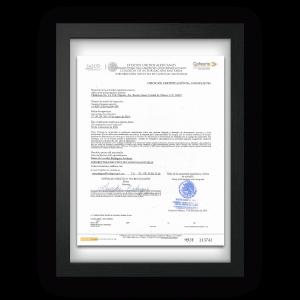 registro sanitario Cofepris Criogas